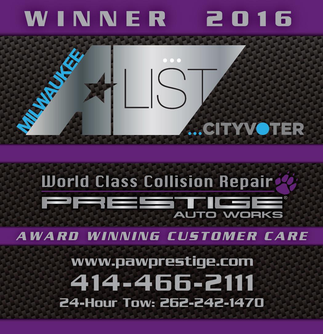 Prestige Auto Works, Inc.